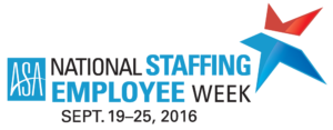 Staffing Industry Celebration Week